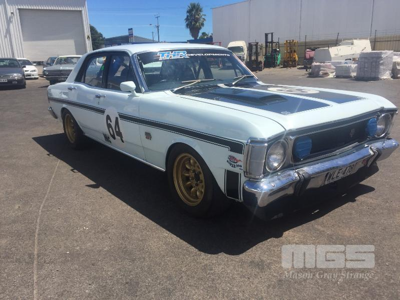 FORD FALCON GROUP NC HISTORIC TOURING CAR XW GT REPLICA