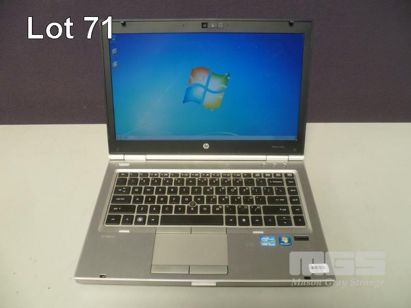 LAPTOP, HP ELITEBOOK 8460p (SQ597UP), CORE i5 2540M (2ND GEN
