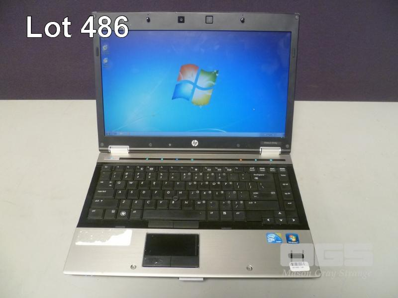 LAPTOP, HP ELITEBOOK 8440p (SL902UP), CORE i5 M540 @ 2 53GHz