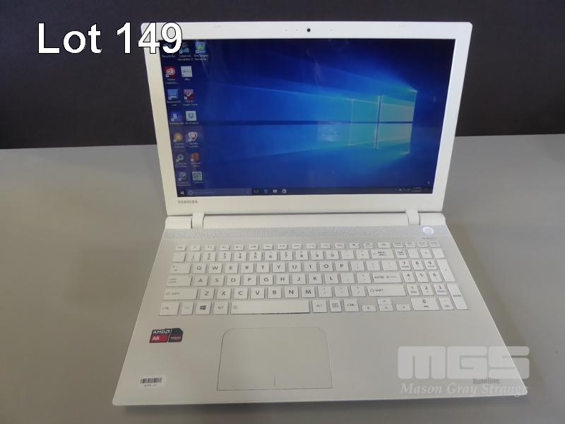 Laptop Toshiba Satellite L50d C Pskxsa 01600r Amd A6 7310 Apu With Amd Radeon R4 Graphics 2ghz 8gb Ddr3 Ram 1tb Sata Hdd Dvd Rw 15 6 Widescreen 1366x768 Wi Fi Windows 10 Home Installed Recovery Partition