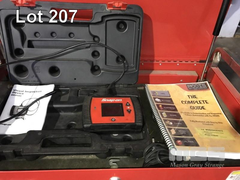 SNAP ON DIAGNOSTIC TOOLS, VISUAL INSPECTION TOOL, - Country