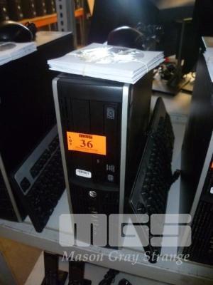 DESKTOP PC, HP COMPAQ ELITE 8300, CORE i7 3770 (3RD GEN