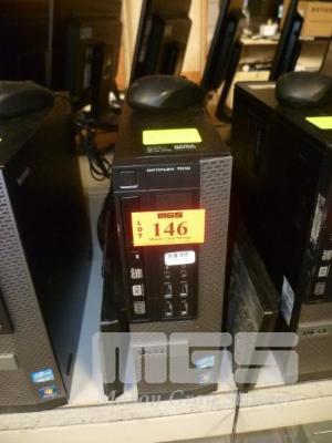 DESKTOP PC, DELL OPTIPLEX 7010 SFF, CORE i5 3570 (3RD GEN