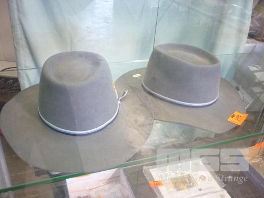 cba5915cd2d 2 x AKUBRA GREG NORMAN COLLECTION HATS