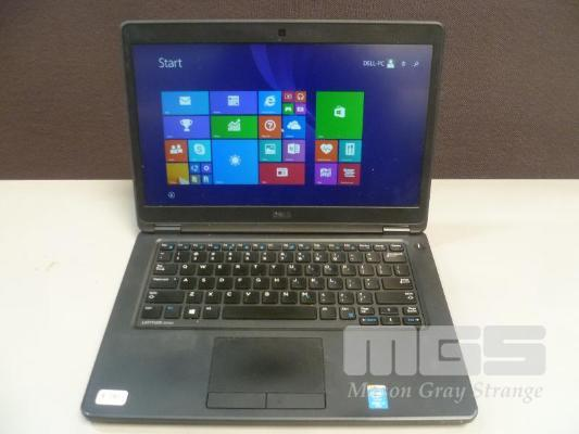 LAPTOP / ULTRABOOK, DELL LATITUDE E5450, CORE i7 5600U (5TH