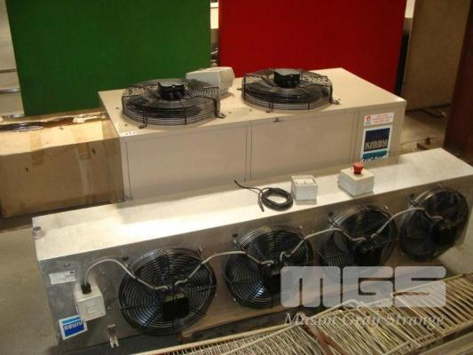 Kirby Polar Refrigeration Unit Restaurant Catering Display Home Furniture Auction Mason