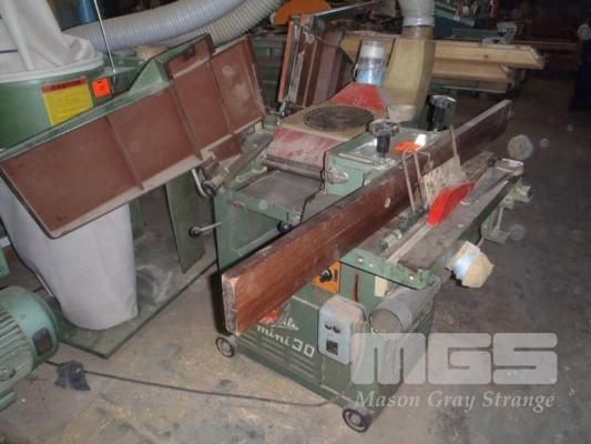 Combination Woodworking Centre Scm Classic Joinery Auction